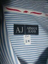 ARMANI JEANS /Herren Hemd _ Gr. L & 40_ Wie Neu !!!!!