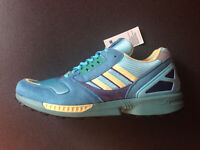 Adidas ZX 8000 Aqua ZX8000 Light Aqua 2019 EE4754 Neu new US 13 UK 12,5 EUR 48