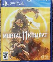Mortal Kombat 11 PlayStation 4 PS4 New!