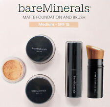 Bare Minerals Matte Foundation and Brush Set