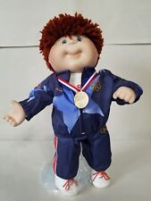 Cabbage Patch Porcelain Olympikids Doll Danbury Mint Olympics