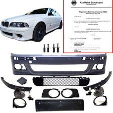 BMW 5er E39 STOßSTANGE vorne +Zubehör für M5 M-Paket + Nebel Set +MONTAGEKIT+ABE