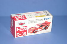 DISNEY Cars D-32 RED Lightning McQueen TOMICA Japan