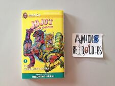 "Jojo's Bizarre Adventure Tome 3 ""Chevaliers Noirs"" VF Francais Edition J'ai Lu"