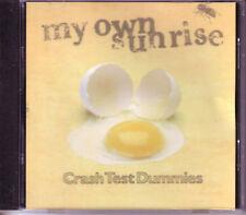 CRASH TEST DUMMIES My Own Sunrise LYRICS PROMO DJ CD 97