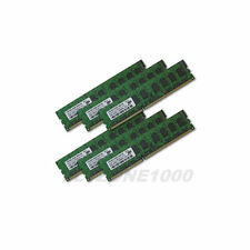 24GB Kit (6x4GB) DDR3 1066MHz ECC Memory RAM for Apple Mac Pro 2.93GHz 8 Core