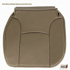 2002 - 2005 Dodge Ram 1500 ST HEMI Driver Bottom OEM Replacement Seat Cover Tan