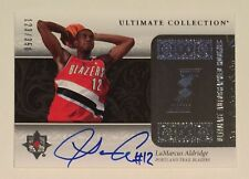 2006-07 Upper Deck Ultimate Collection   LAMARCUS ALDRIDGE RC ROOKIE AUTO #/350