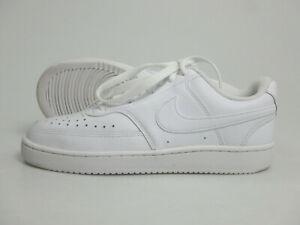 Nike #37131 Court Vision Low Fitness Sneaker Freizeit Schuhe Damen Gr. 37,5 Weiß