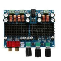 50W*2+100W 2.1Channel Subwoofer Audio Digital Power Amplifier Board TPA3116 Chip