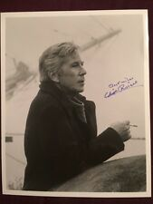 Whit Bissell Time Tunnel Horror Sci-Fi Actor Autographed Signed Photo Rare