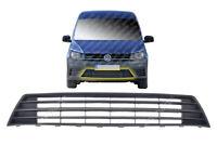 VW Caddy Front Bumper Lower Center Grille Trim Vent 2015 Onwards MKIV MK4