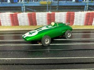 Vintage Tyco Speedways Lotus MK XXV HO Slot Car - Green