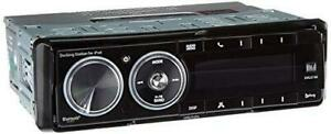 Dual Electronics XML8100 AM/FM Car Dashboard Mechless Receiver with iPod Docking