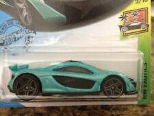 Hot Wheels 2020-149 Hw Exotics McLaren P1 9/10 Green Pr/5