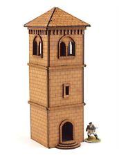 Torre de Vigilancia Objetivo 28mm MDF Set de WWS - Warhammer 40K Juegos de Mesa