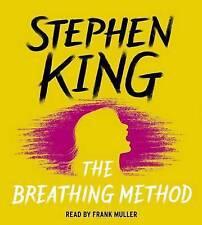 The Breathing Method by Stephen King (CD-Audio, 2016)