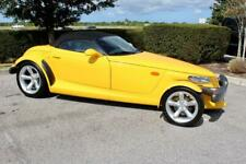 1999 Plymouth Prowler Base 2dr Convertible