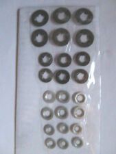 "Buddy L trucks mixed pack of 24 push nut 3/16"" ,1/4"" ,5/16"" and 3/8"""