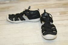 Keen Moxie Sandals - Kids Unisex Size 3, Black