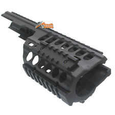 Metal MP5K / PDW, MOD5K Rail for Marui, JG, Classic Army, Galaxy Airsoft AEG