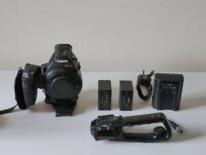 Canon EOS C300 EF Mark I - Great Condition - With Extra High Spec Battery