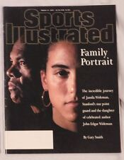 Jamila Wideman Stanford 1997 Sports Illustrated