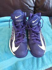 Mens Nike Hyperdunk size 11.5 Purple Basketball High Top Shoes