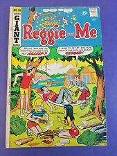 Reggie and Me Archie Comics GIANT issue #58 1972 comic book