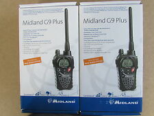 2er Set MIDLAND G9Plus neues Modell 2016  Art Nr: C905.10