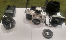 Olympus Pen E-P1 Micro Four Thirds Digital SLR Camera Bundle