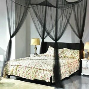 New Bed Canopy Mosquito Net Folding Netting Camping Curtain Tent Home Decor