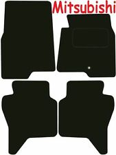 MITSUBISHI SHOGUN D-ID LWB Deluxe Su Misura Qualità Tappetini Auto 2000-2007 4X4 JEEP