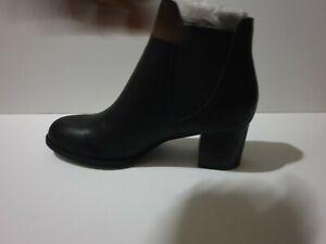 CORELLI DUBLIN ANKLE BOOT SHOES BOOTS BLACK