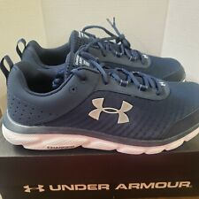 Under Armour Men's 4E Extra Wide Size 13 Sneakers Nvy Bleu Marine