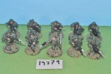 Articolo scifi/40k-Guardia Imperiale 10 Guardie al seguito Squad - (19379)