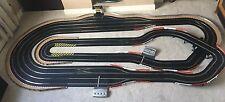 Scalextric Digital 4 Lane/cambiadores de 3 canales/Contador de regazo/juego de hoyo y 4 coches