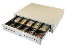 "Apg Vasario 16"" Square Register App Certified Cash Drawer Vb320-Aw1616 White"