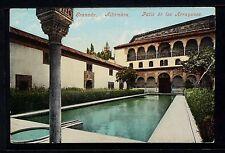 3080.-GRANADA -Alhambra. Patio de los Arrayanes