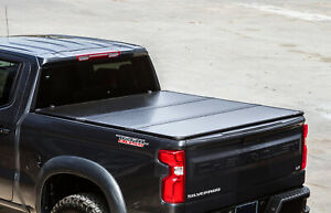 """TravelPRO 65-Series Hard Trifolding Tonneau Cover Fits Ford F-150 15-20 6'5"""" Bed"""