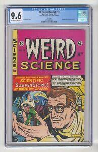 EC WEIRD SCIENCE #11. CGC 9.6 (1975)