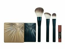 Boots No 7 Face Brushes Kit & Eye Shadow,Highlighter Palette Gift Set