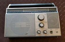 Vintage Magnavox Power Booster Portable D2600 AM/FM Radio Stereo VTG Tested