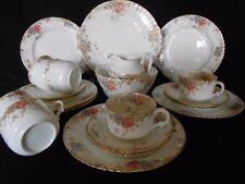 Antique/ Edwardian China Tea Set W.A.A&CO Adderley KOLB Weddings Tea Rooms