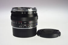 Carl Zeiss C Sonnar T * 50mm f/1.5 ZM Excellent+