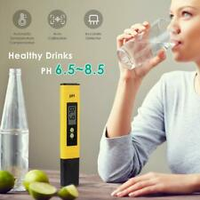 Digital PH Meter Water Quality Tester for Drinking,Food Brewing,Pools,Spa