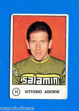 CICLOSPORT - Folgore 1967 -Figurina-Sticker n. 93 - VITTORIO ADORNI -New