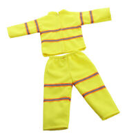 2pcs Doll Top Pants Set Clothes for AG American Doll 18Inch Dolls Dress up Accs