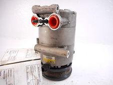 13 14 Ford Focus Gas AC Air Compressor w/ Clutch & Pulley W/o Turbo OEM