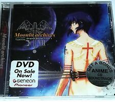 MOONLIT ARCHIVE SOUNDTRACK ANIME CD SEALED PIONEER JAPAN OST Animation Cartoon